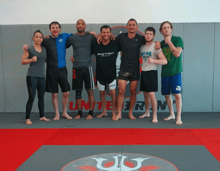 How Training With UFC Featherweight Champion Max Holloway Helped me